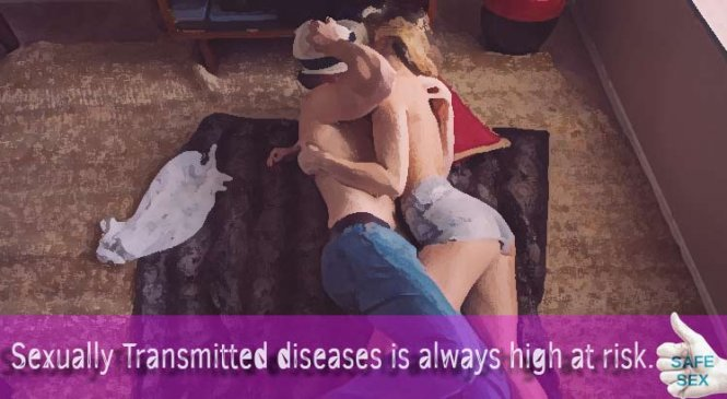 Sexually Transmitted diseases is always high at risk.