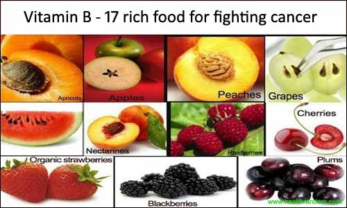 b17 rich food for fight cancer
