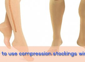 Why Is Compression Stockings Best For Varicose Veins?