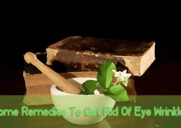 5 Home Remedies To Get Rid Of Eye Wrinkles Naturally