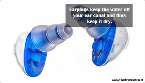use ear plugs