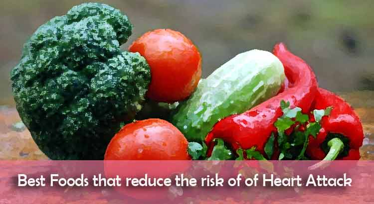 18 Best Foods That Reduce the Risk of Heart Attack