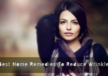 Best Home Remedies To Reduce Wrinkles | Get The Shining Face