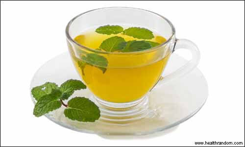 mint and tea conditioner
