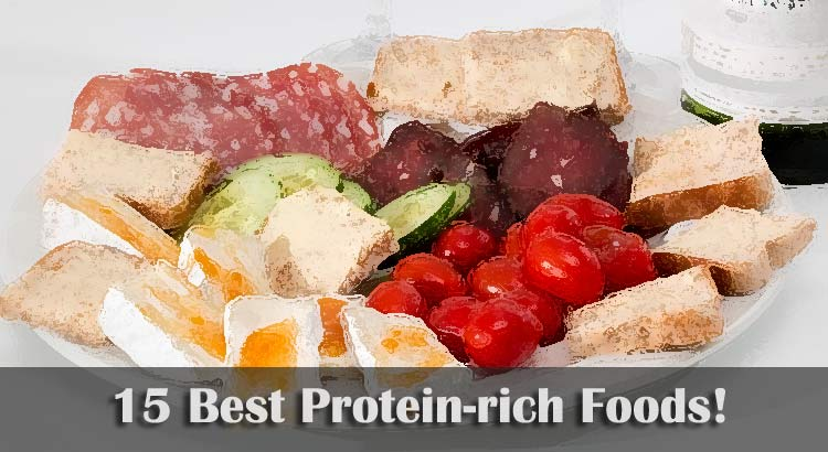 15 Spectacular Protein-Rich Food For Your Healthy Life