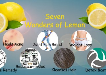 Seven Therapeutic Wonders of Lemon